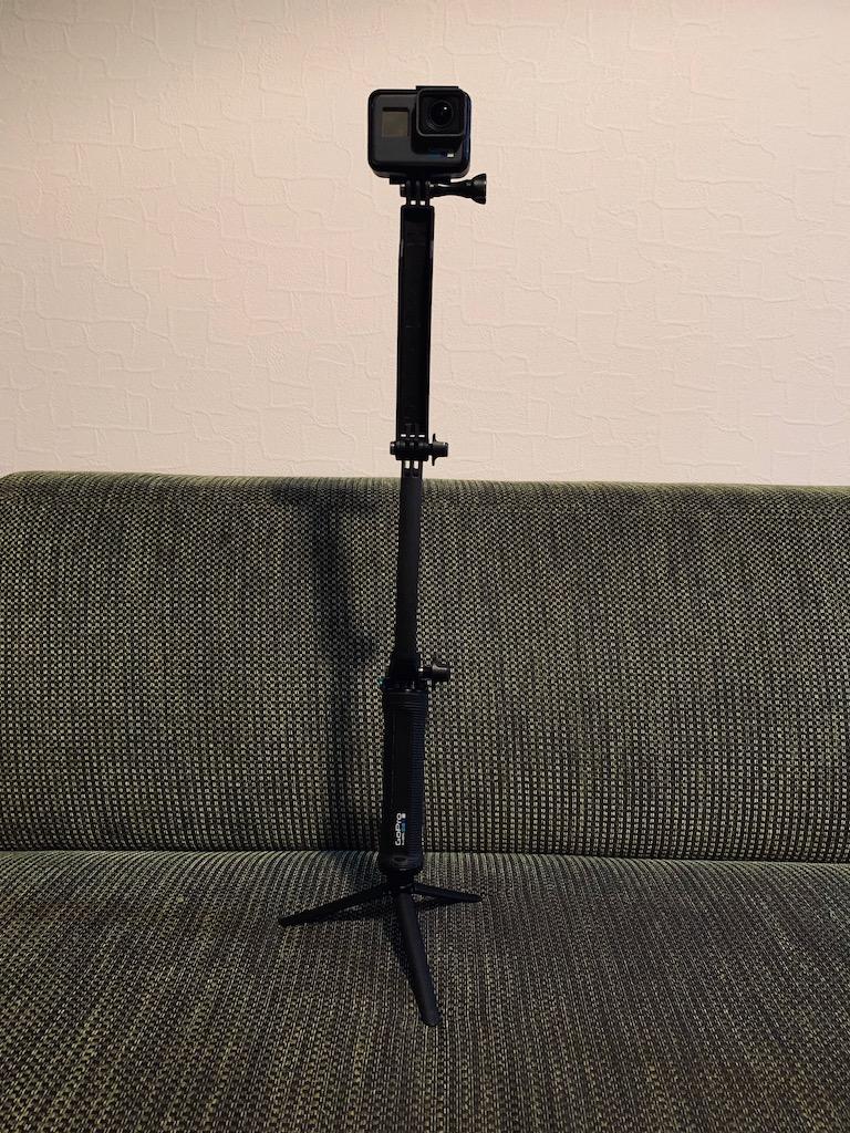 GoPro HERO6 アクセサリー GoPro-3way 2