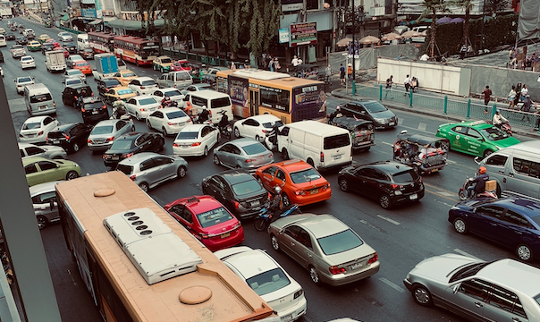 タイ旅行バンコクでの交通事情