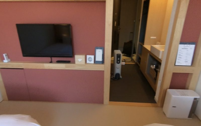 BEB5 中軽井沢 ツインルーム 部屋2