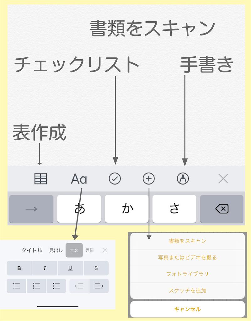 iphone memo