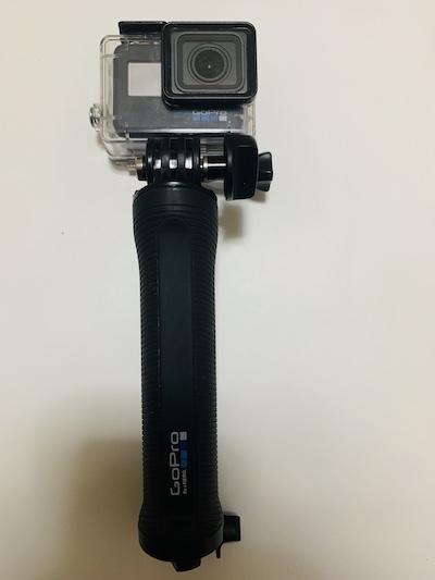 GoPro 防水ハウジング
